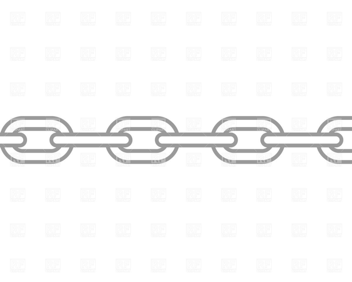 2536 Chain free clipart.