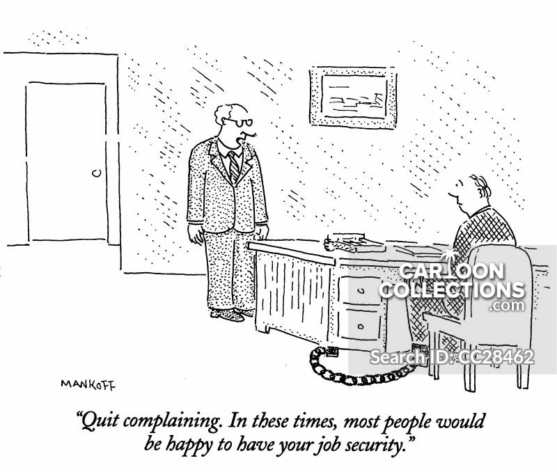 Chained To Your Desk Cartoons and Comics.