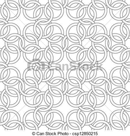 Vector Clip Art of Vector seamless pattern.