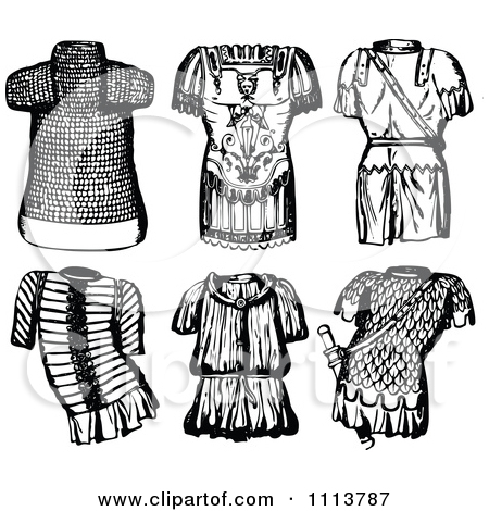 Chainmail clipart #17