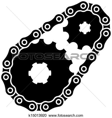 Chainring Clipart EPS Images. 28 chainring clip art vector.