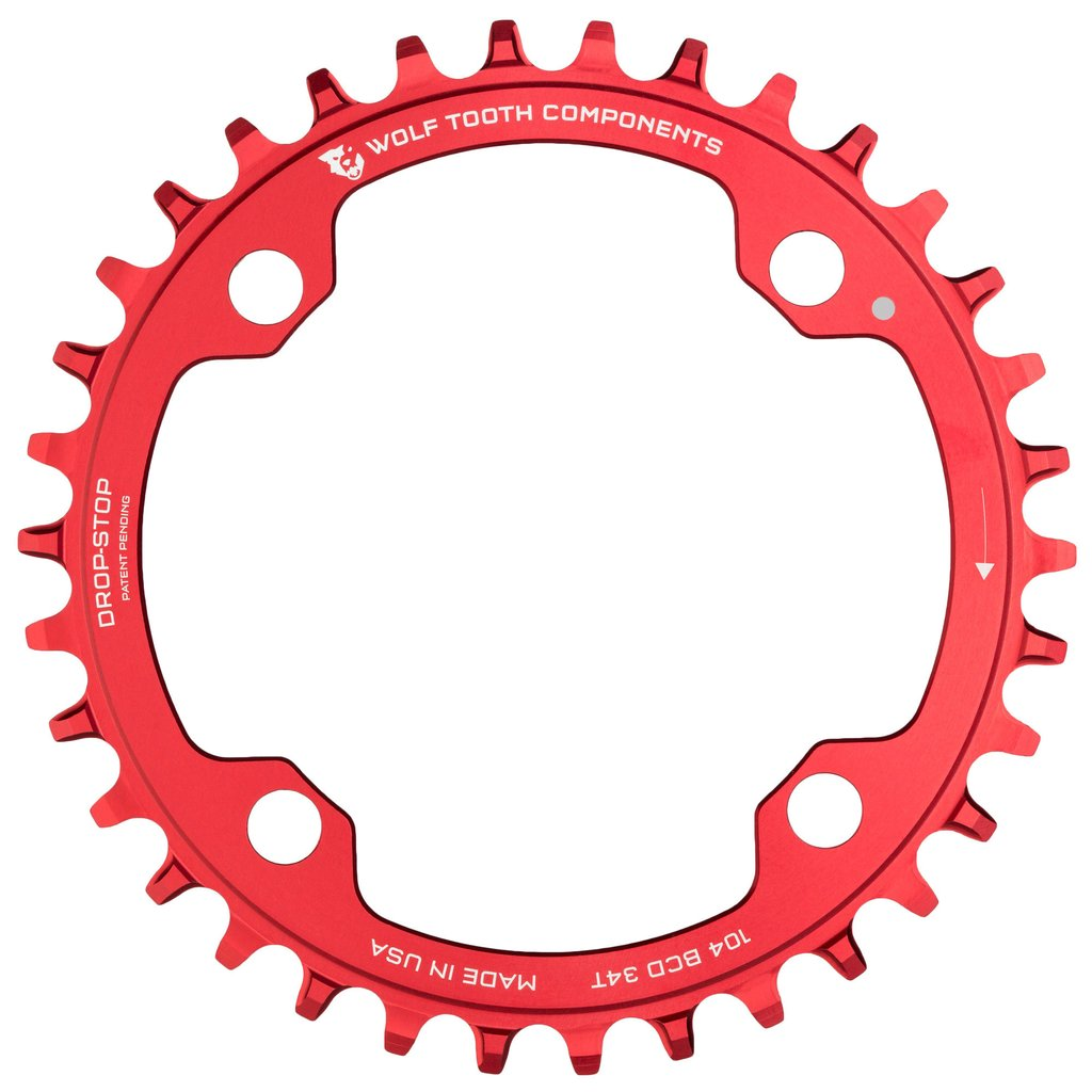 104 BCD Chainrings.