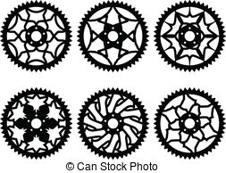 Chainring Vector Clipart EPS Images. 31 Chainring clip art vector.
