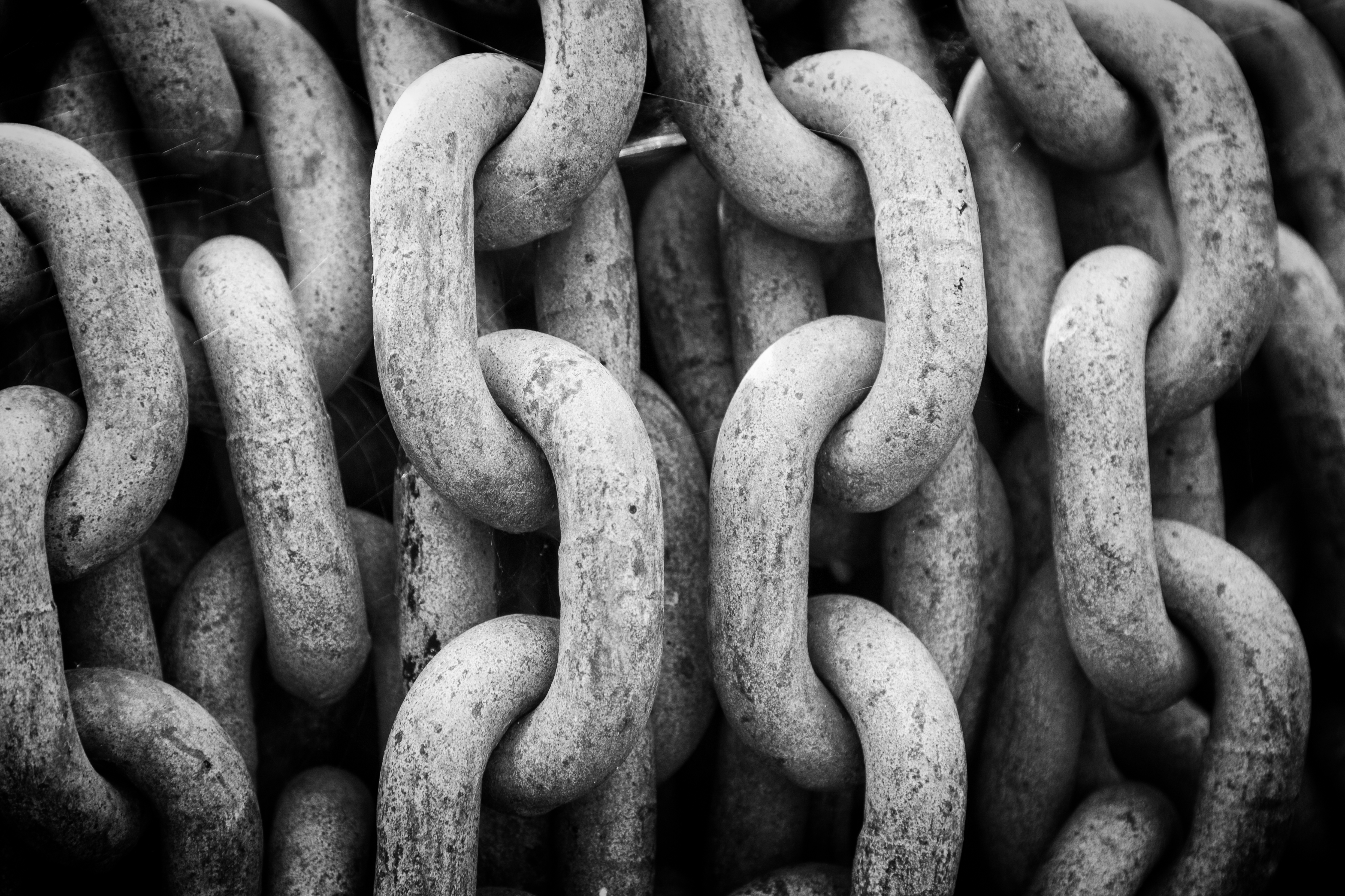 Question of the Day: Chains.