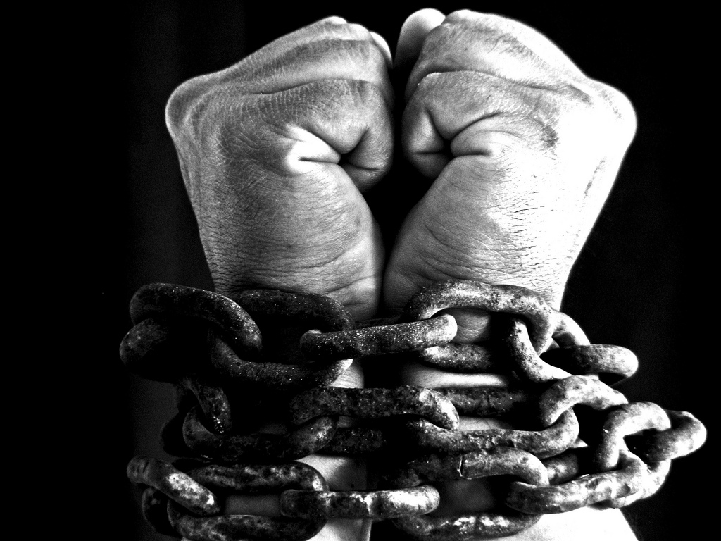 Broken Chains.