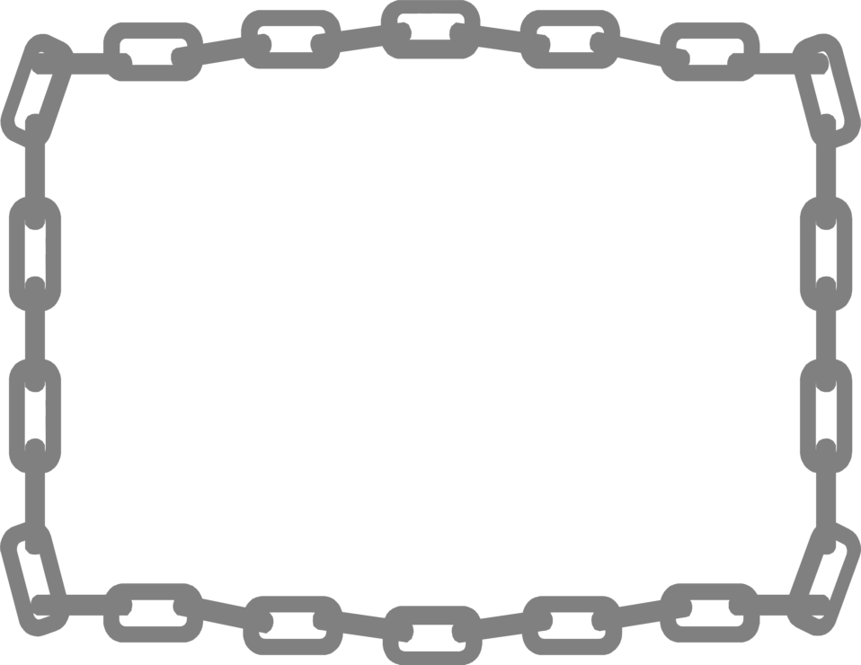 Women And Chains Clipart.