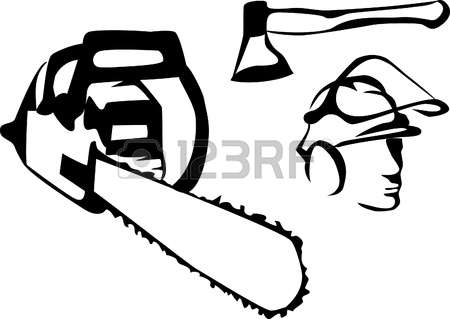 1,871 Chainsaw Stock Vector Illustration And Royalty Free Chainsaw.
