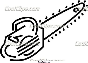Chainsaw Clipart Images.