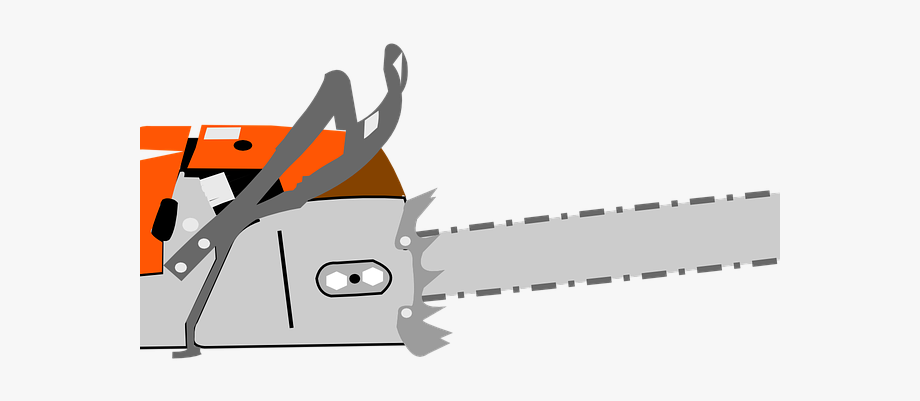 Chainsaw Clipart Gif Transparent.