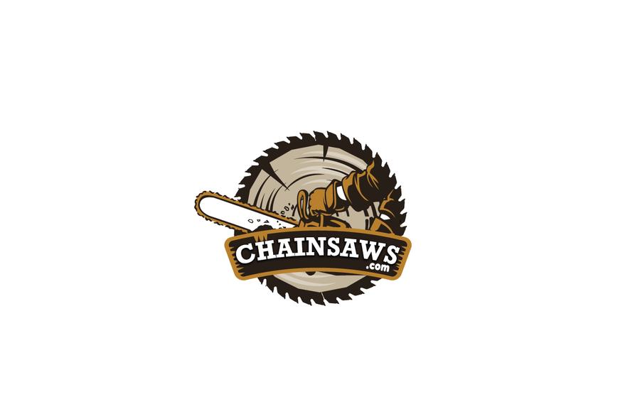 Create a new logo for Chainsaws.com!.