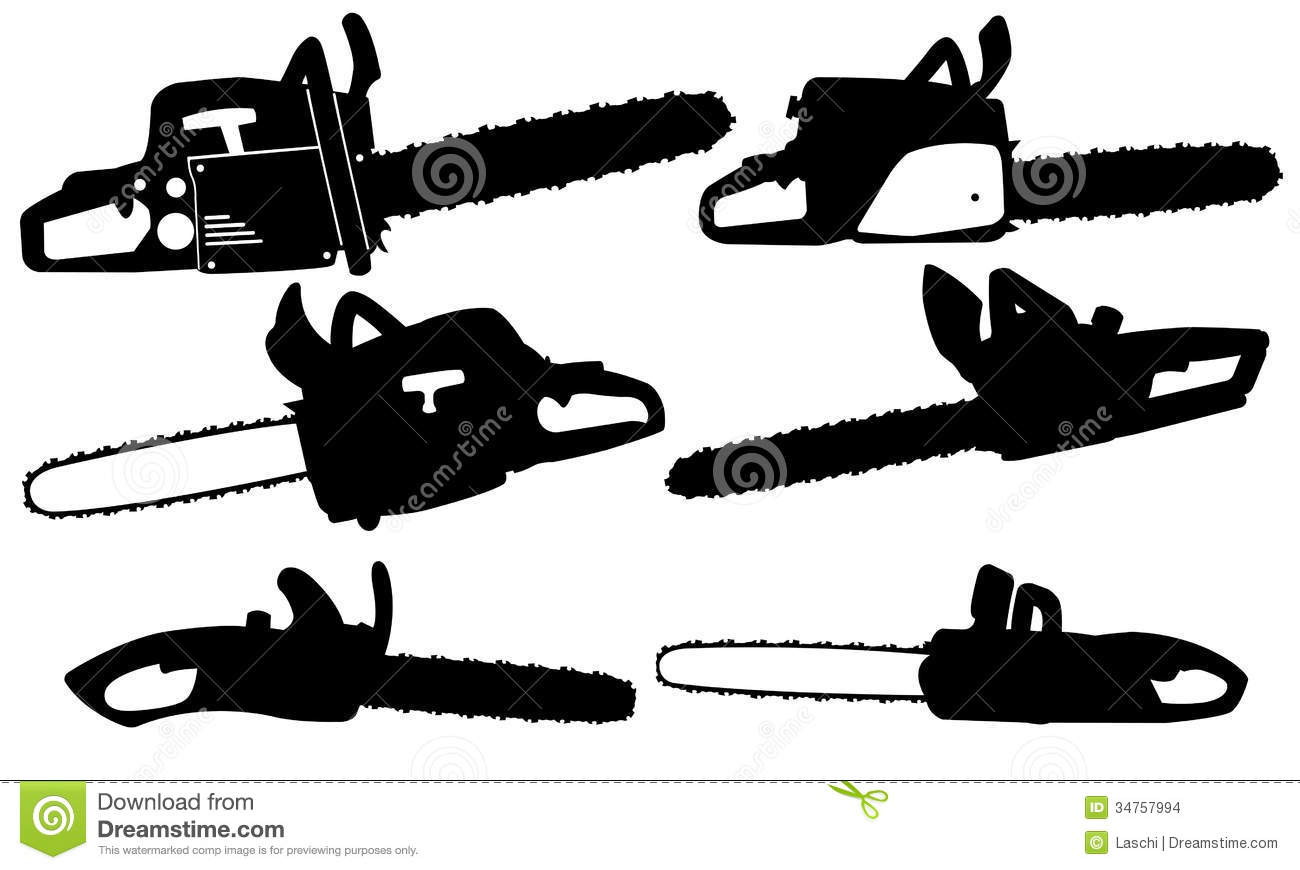 Chainsaw Stock Images.