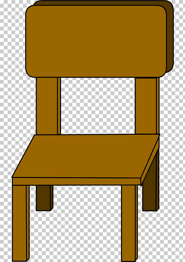 Garden furniture Rectangle Chair, Photoshop PNG clipart.