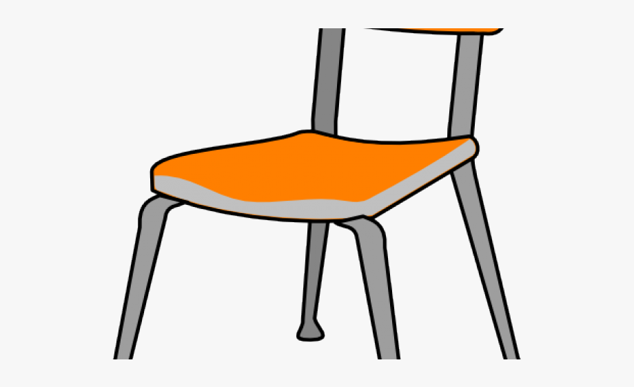 Chair Clipart Kerusi.
