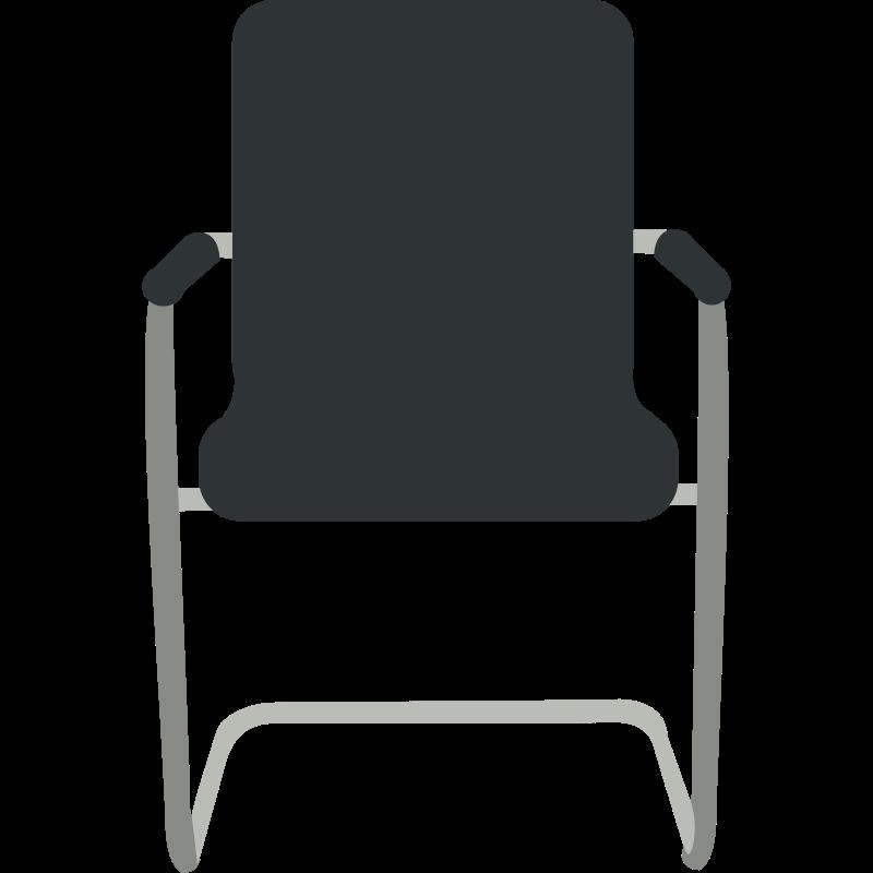 Chair Cartoon.