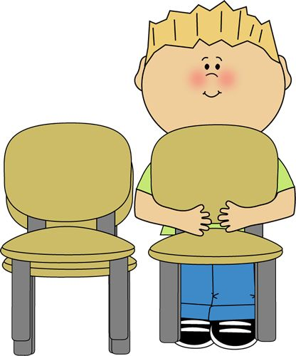 Classroom Chair Stacker.