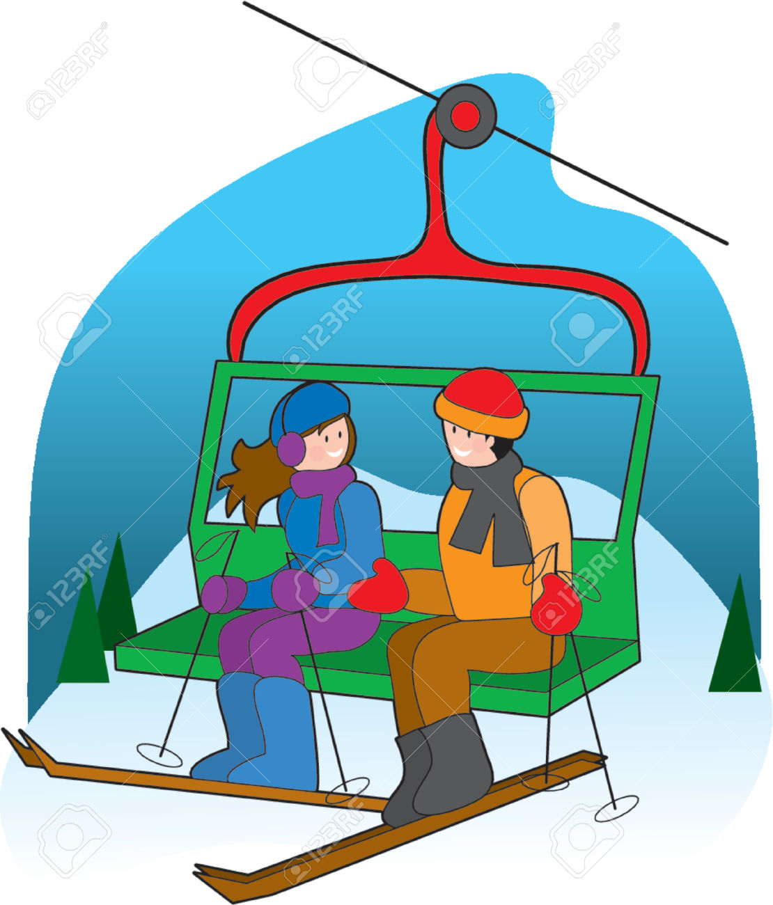 Showing post & media for Cartoon chair lift.