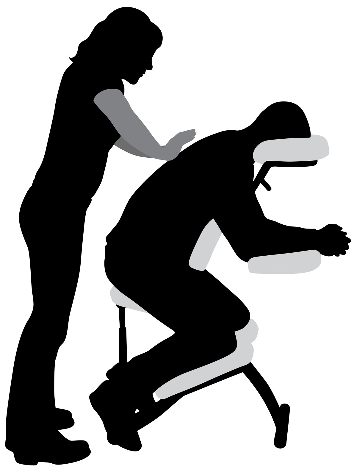 Chair massage clipart 5 » Clipart Station.