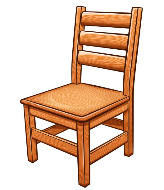 Best Old Chair Illustrations, Royalty.