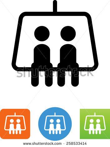 Chairlift Stock Vectors, Images & Vector Art.