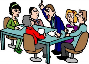 Committees clipart.