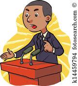 Chairman Clip Art and Illustration. 227 chairman clipart vector.