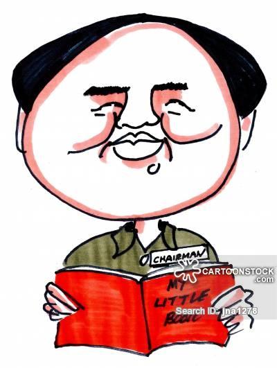 Chairman Mao Cartoons and Comics.
