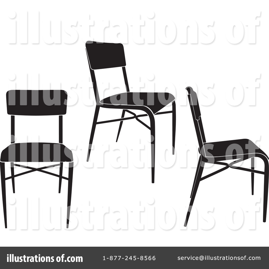 Chairs Clipart #44350.
