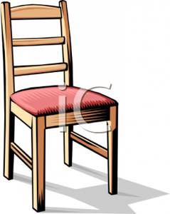 Kitchen Table And Chairs Clipart.
