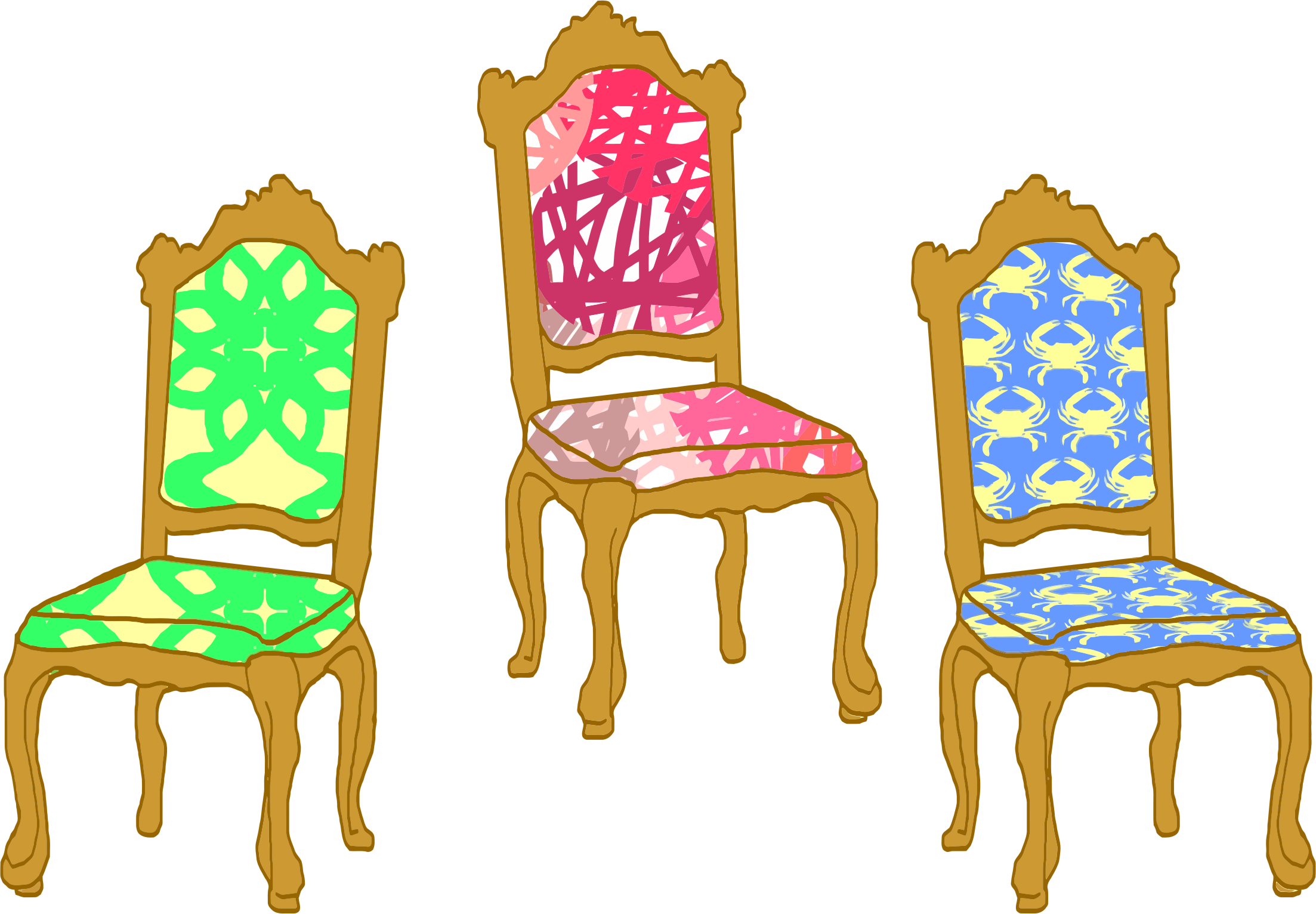 dining chair clipart. chairs clipart. dining chair clipart