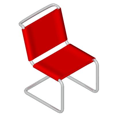 Chaise clipart.