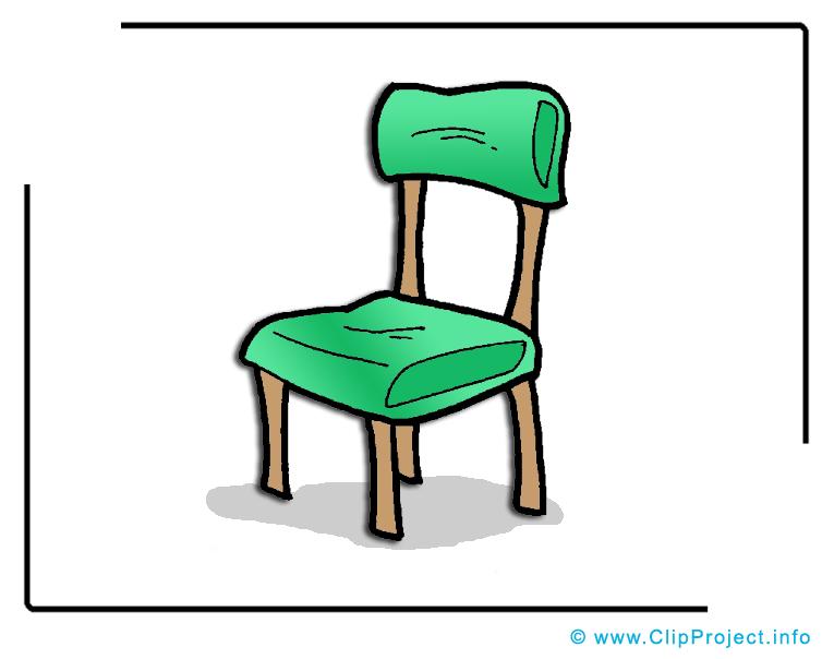 Chaise dessins gratuits.