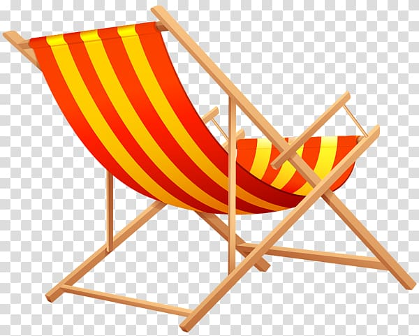 Eames Lounge Chair Chaise longue , summer holiday transparent.