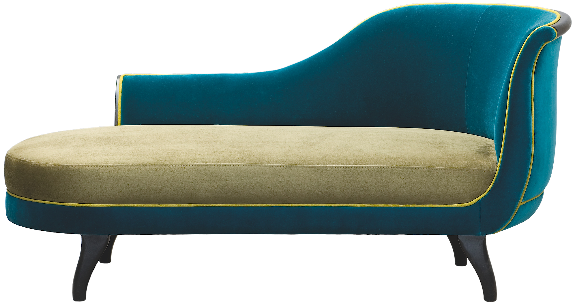 Chaise Lounge PNG Transparent.