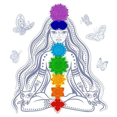 17,459 Chakra Stock Illustrations, Cliparts And Royalty Free Chakra.