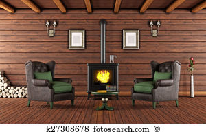 Chalet Illustrations and Clipart. 436 chalet royalty free.