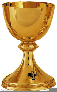 Christian Clipart Chalice.