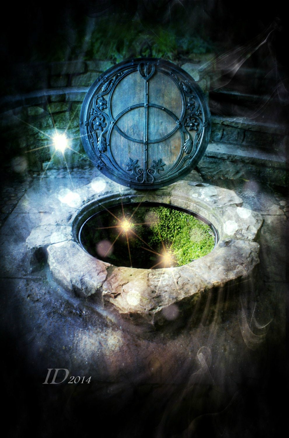 Chalice well.