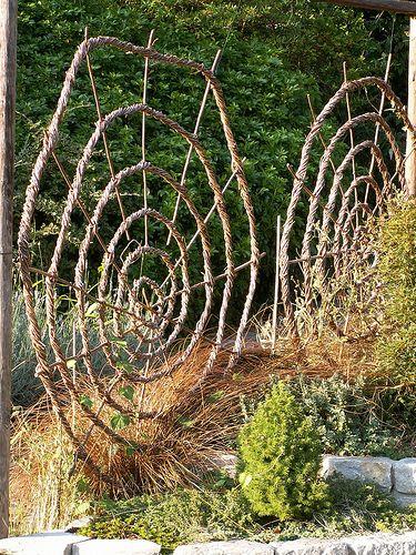 Spirals, Wells and Gardens on Pinterest.