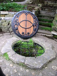 Wells, Well well and Roses on Pinterest.
