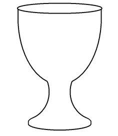 Eucharistic Chalice Clipart.
