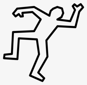 Body Outline PNG, Free HD Body Outline Transparent Image.