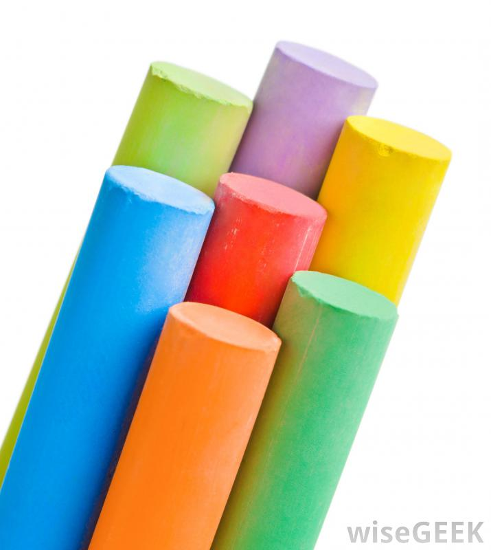 Color chalk clipart fall.