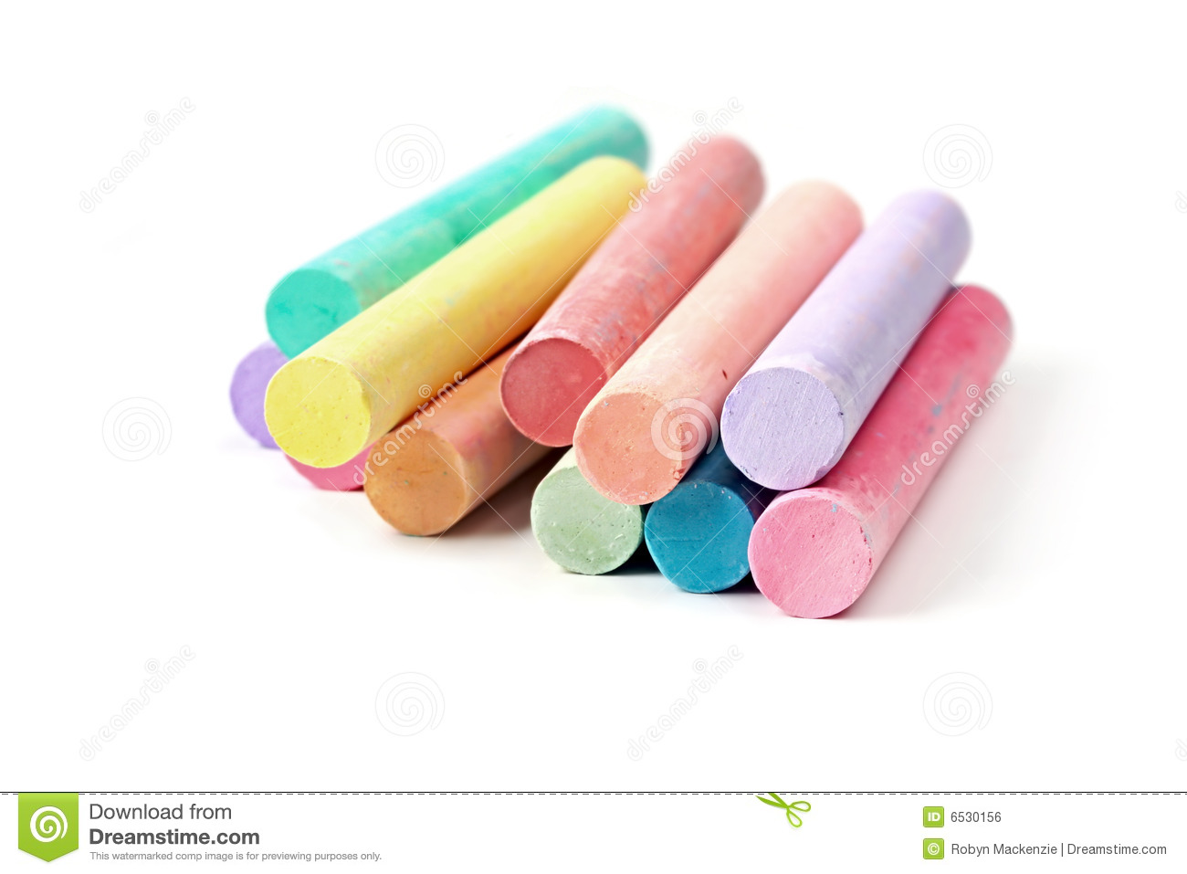 Piece Of Chalk Clipart.