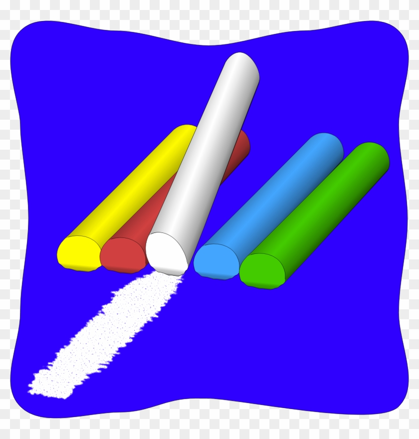 Pix For Piece Of Chalk Clipart Cliparts.