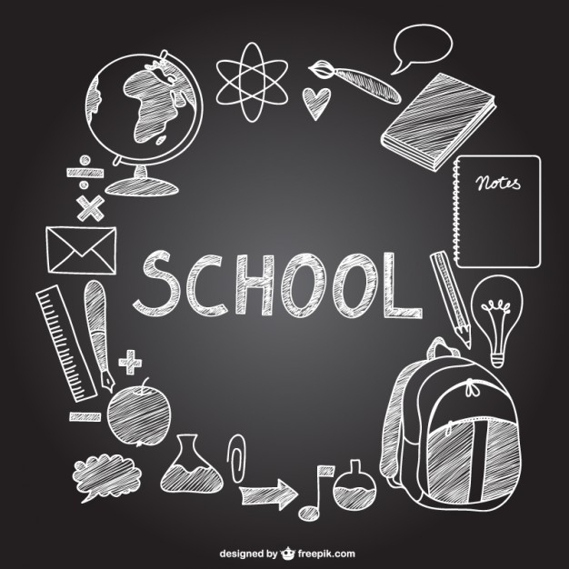 Chalk drawing clipart 9 » Clipart Station.