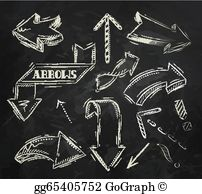 Chalk Drawing Clip Art.