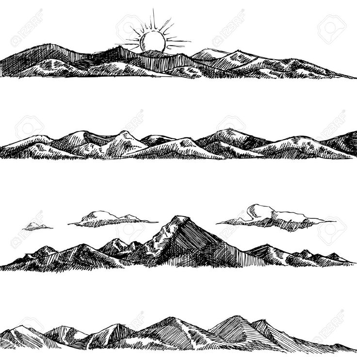 1000+ images about mountain and house illustration on Pinterest.