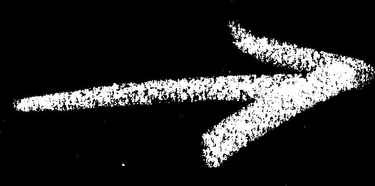 14 Chalk Arrows (PNG Transparent).