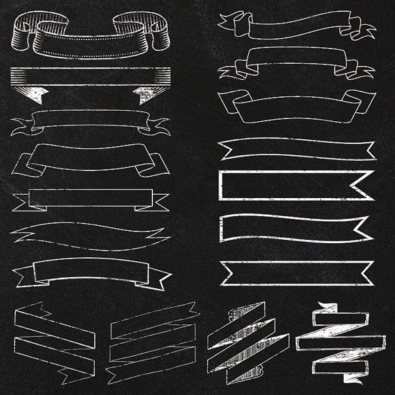 Free Chalkboard Banner Cliparts, Download Free Clip Art.