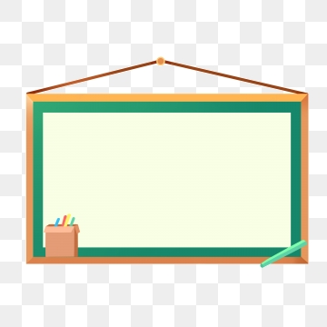 Chalk Borders PNG Images.